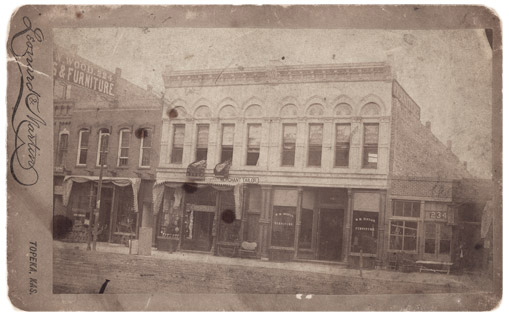 Historic Downtown Topeka
