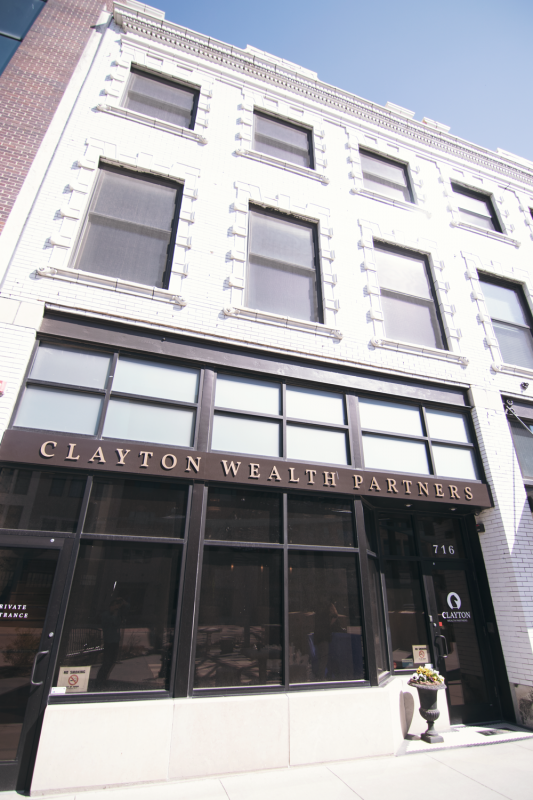 Outside Clayton Wealth Partners